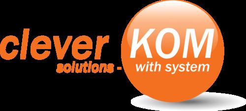 Logo clever KOM