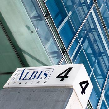 Bild ALBIS Gebäude